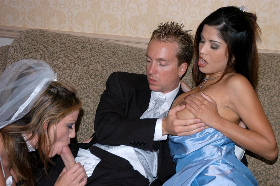 Дружка жених и невеста порно слова