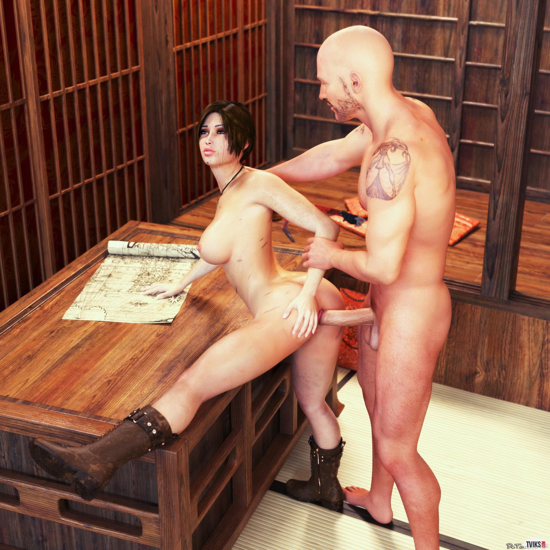 Порно в тюремной камере