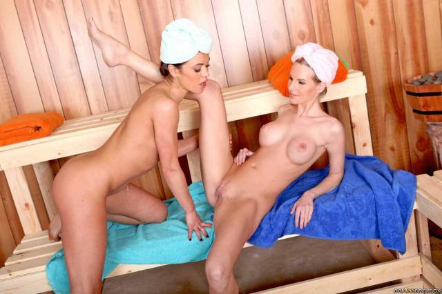 скрытое порно в сауне и бане