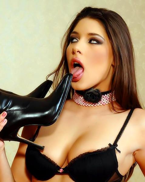 Богатые проститутки в чулках трахают влажную пизду страпоном