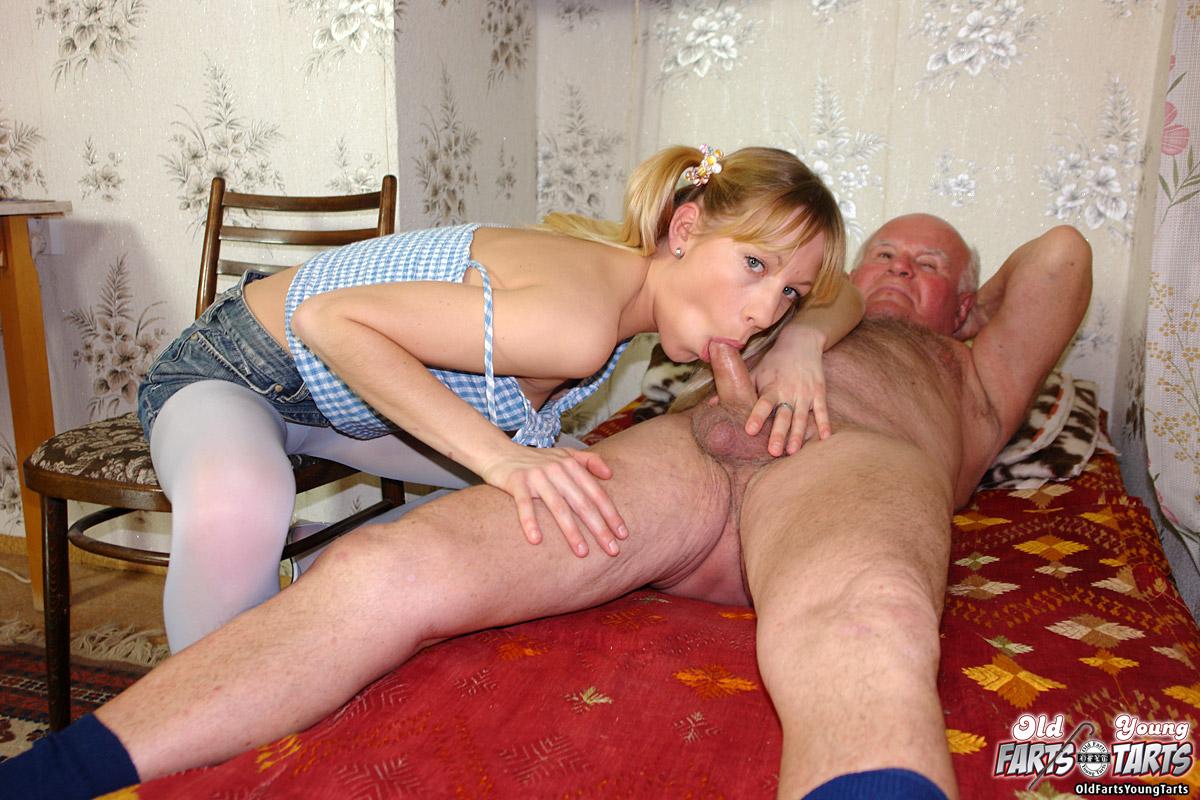 Рассказы старик и порно