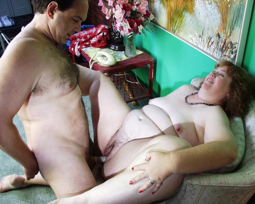 Мамочек толстушек старых порно